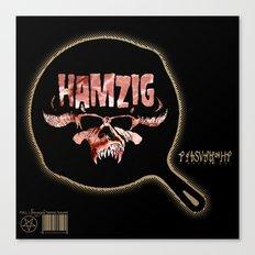 Hamzig (I Baconferi) Canvas Print