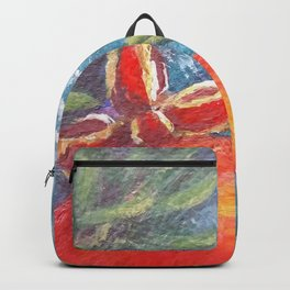 Christmas Glow AC181130a Backpack