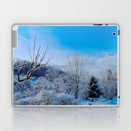 Good Morning Winter Laptop & iPad Skin