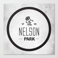 Nelson Park Canvas Print