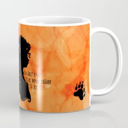 Our Fate Lives Within Us Coffee Mug