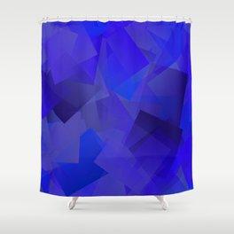Secret hoart of water ... Shower Curtain
