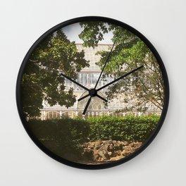 Botanical Garden - Florence Wall Clock
