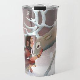 Soft winter Travel Mug