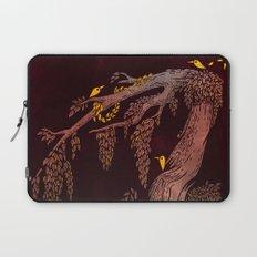Tree Birds Laptop Sleeve