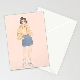 modernonoke.jpg Stationery Cards