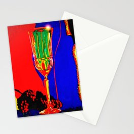 """Infrared Evenings"" Stationery Cards"