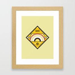 Chicago Print - Natives Framed Art Print