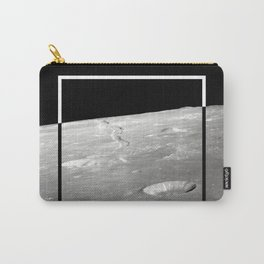 Moon Geometry Carry-All Pouch