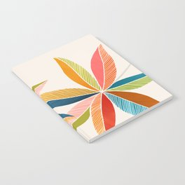 Multicolorful Notebook