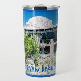 Ivan's on Jost Van Dyke, BVI- World's best honor bar! Travel Mug