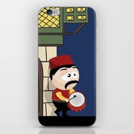 Ramadan Drummer iPhone Skin