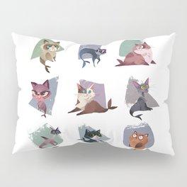 Mercats Pillow Sham