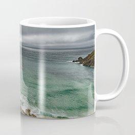 Stormy Cornish morning. Coffee Mug