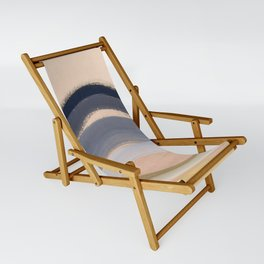 Minimal montains Sling Chair