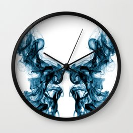 Smoke Road Trip Wall Clock