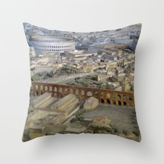 Rome in the Time of Constantine2 Throw Pillow