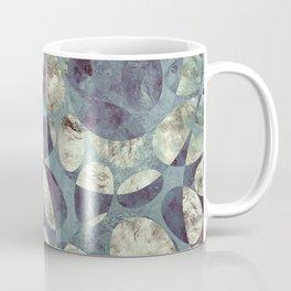 Background Metallic Ocean II Coffee Mug