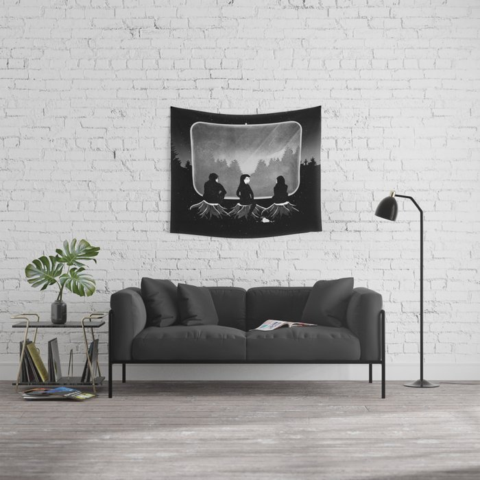 For your Pleasure Wall Tapestry