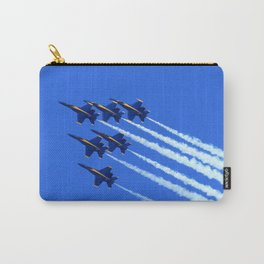 6 Angels Carry-All Pouch