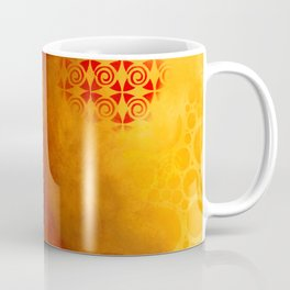Pattern in a sandstorm Coffee Mug