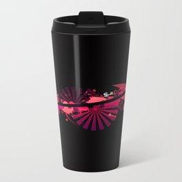 abstract concept Metal Travel Mug