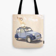 Freedom Drive Tote Bag