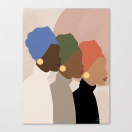 Homebound Canvas Print