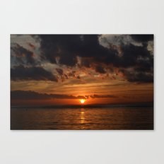 Before the Dawn Canvas Print