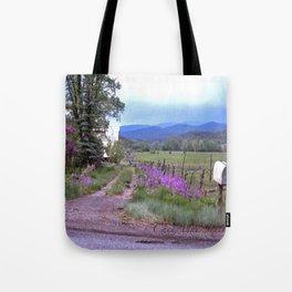 Dames Rocket Ranch by CheyAnne Sexton Tote Bag