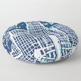 HARRON HALL Floor Pillow