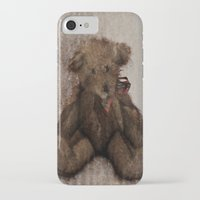 ferret iPhone & iPod Cases featuring Ferret by Cathie Tranent