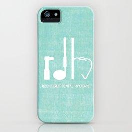 RDH iPhone Case