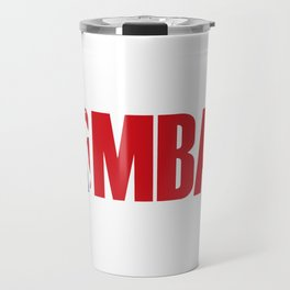 funny master bachelor Travel Mug
