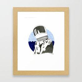 Starsailor Framed Art Print