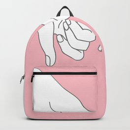 Pinky Promise 2 Backpack