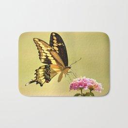 Giant Swallowtail Bath Mat