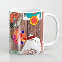 LOVE TRAVEL Coffee Mug