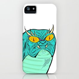 A Free Snake iPhone Case