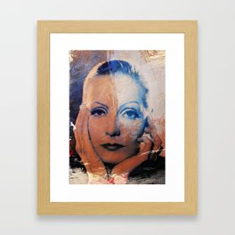 Divas - Greta Framed Art Print