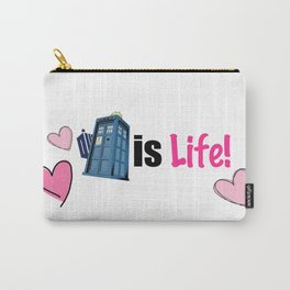 NerdCultre Is LIFE: The Doctor Carry-All Pouch