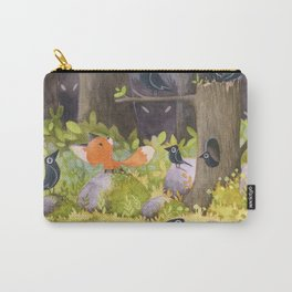 The forest Carry-All Pouch