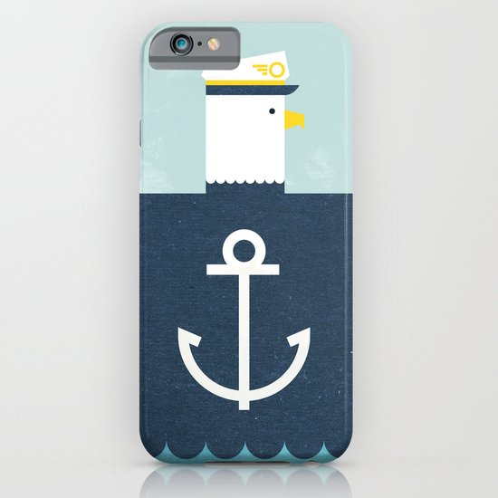 Eagle Captain iPhone & iPod Case