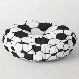 Black and White 3D Ball pattern deign Floor Pillow