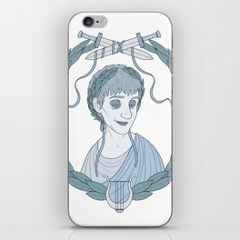 Dead Romans Society - Vergil iPhone Skin