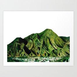 Avila Art Print