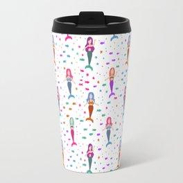 Small Mermaids... Travel Mug