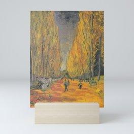 Vincent van Gogh - Les Alyscamps Mini Art Print