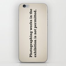 picture that. ironic iPhone & iPod Skin