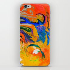 A TIME AND A PLACE FOR EVERYTHING ...ABSTRACT iPhone & iPod Skin